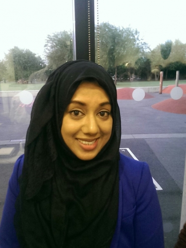 Rahima Khan, Conservative candidate for Mayor of Newham